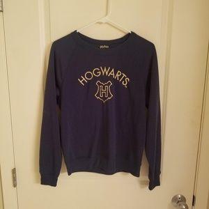 Harry Potter Womens Medium Blue Sweatshirt